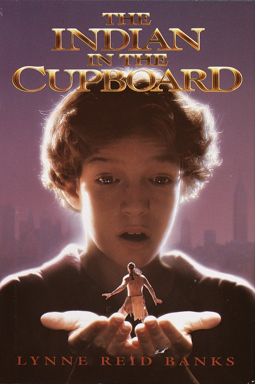 The Indian in the cupboard cover image