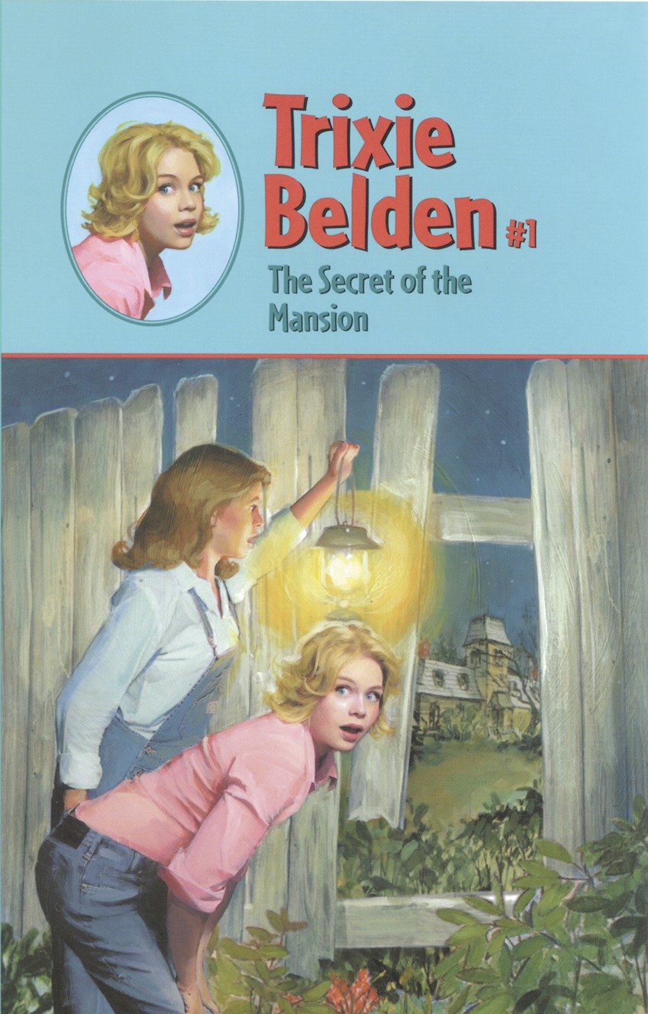 The secret of the mansion cover image