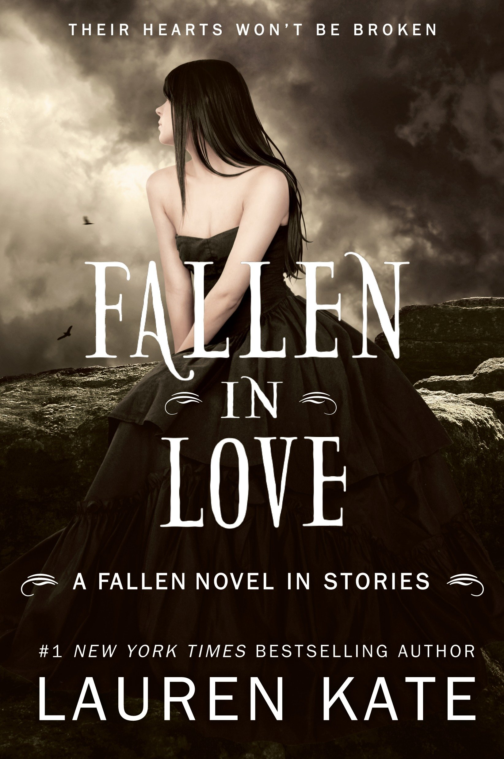 Fallen in love a fallen novel in stories cover image