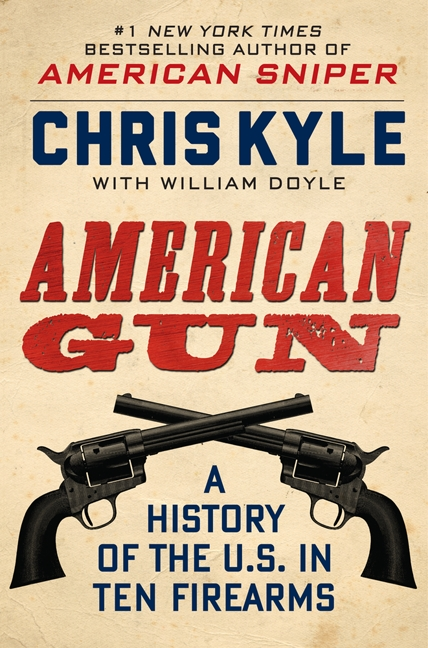 American gun : a history of the U.S. in ten firearms