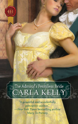 The Admiral's Penniless Bride