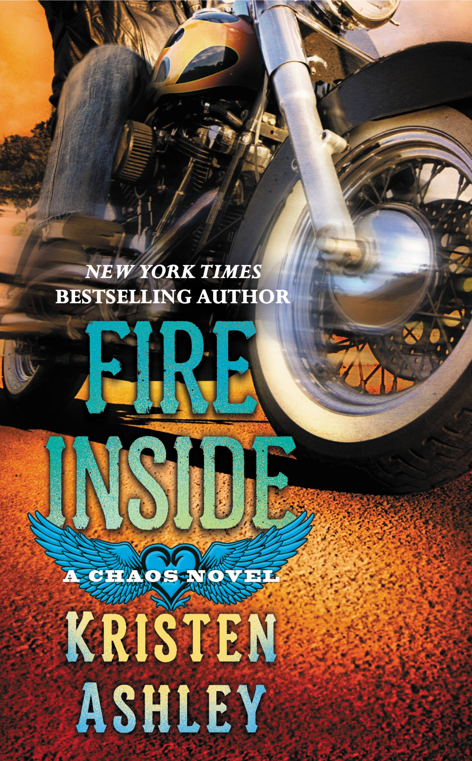 Fire inside : a Chaos novel