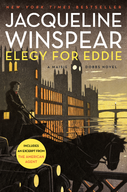 Elegy for Eddie a Maisie Dobbs novel