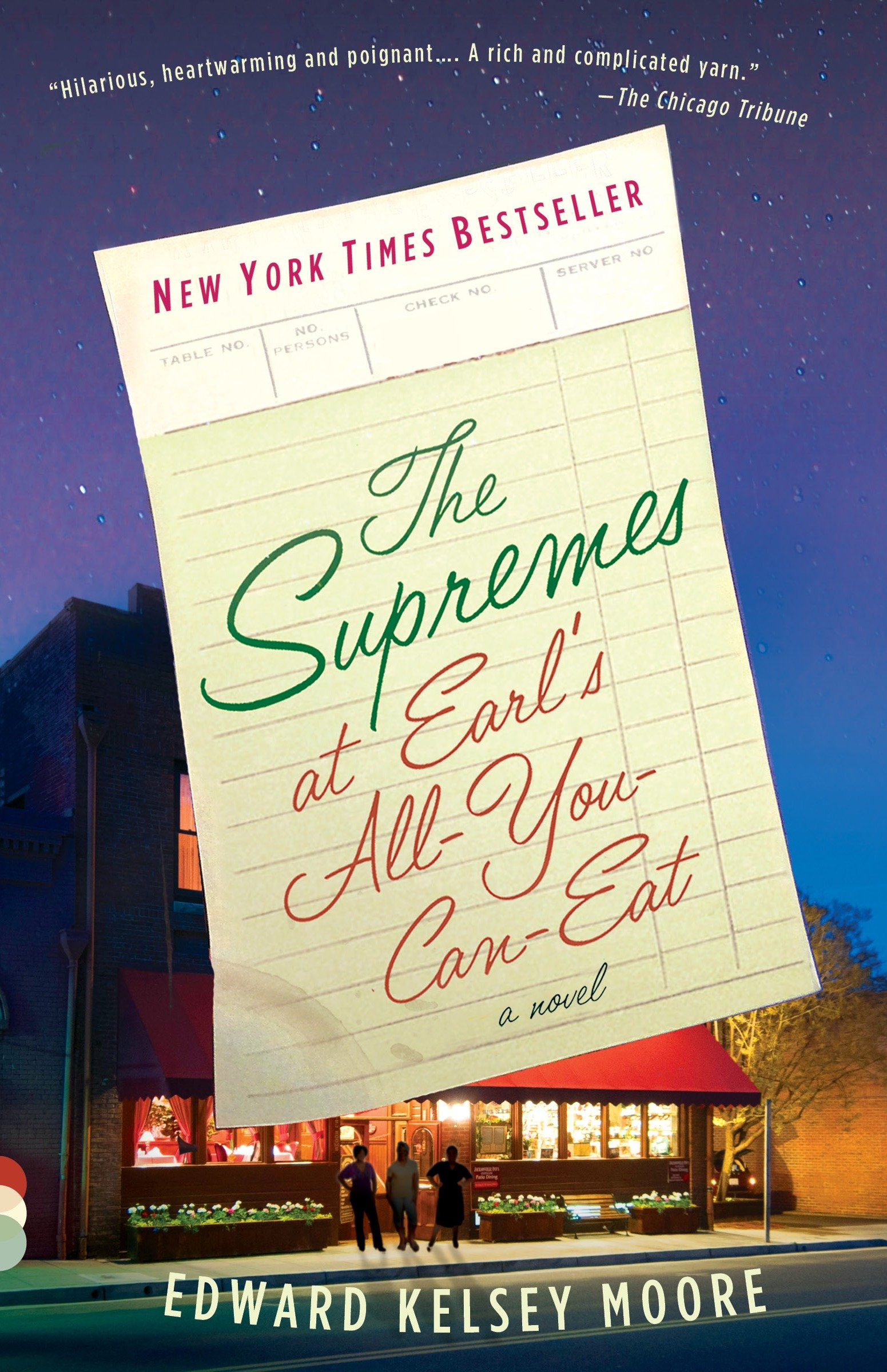 The Supremes at Earl's all-you-can-eat [a novel]