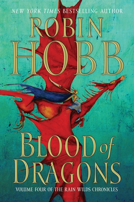 Blood of dragons cover image