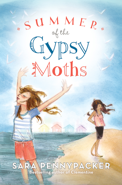 Summer of the gypsy moths cover image