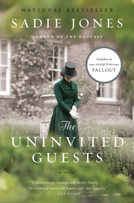 The uninvited guests a novel