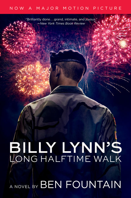 Billy Lynn's Long Halftime Walk A Novel