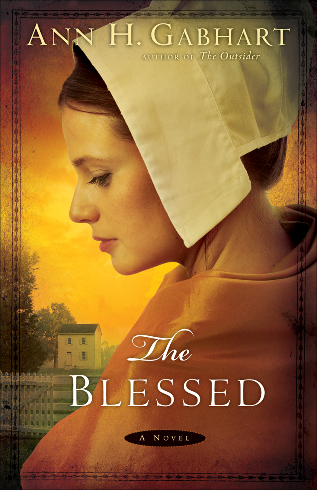 The blessed : a novel