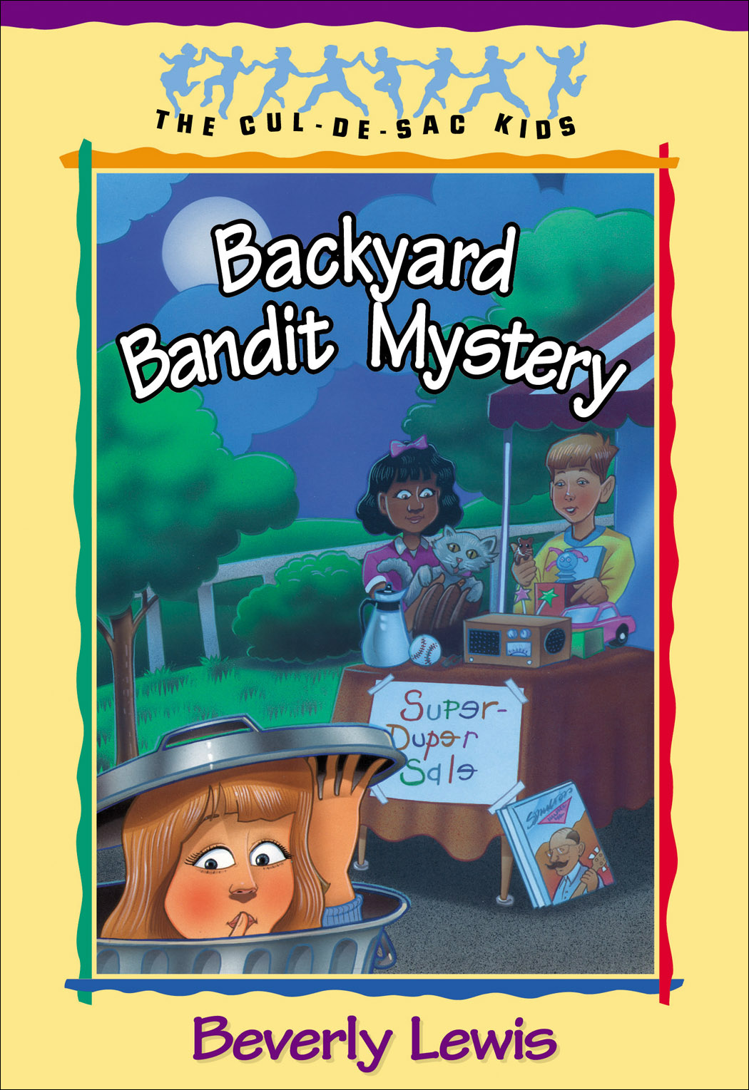 Backyard Bandit Mystery