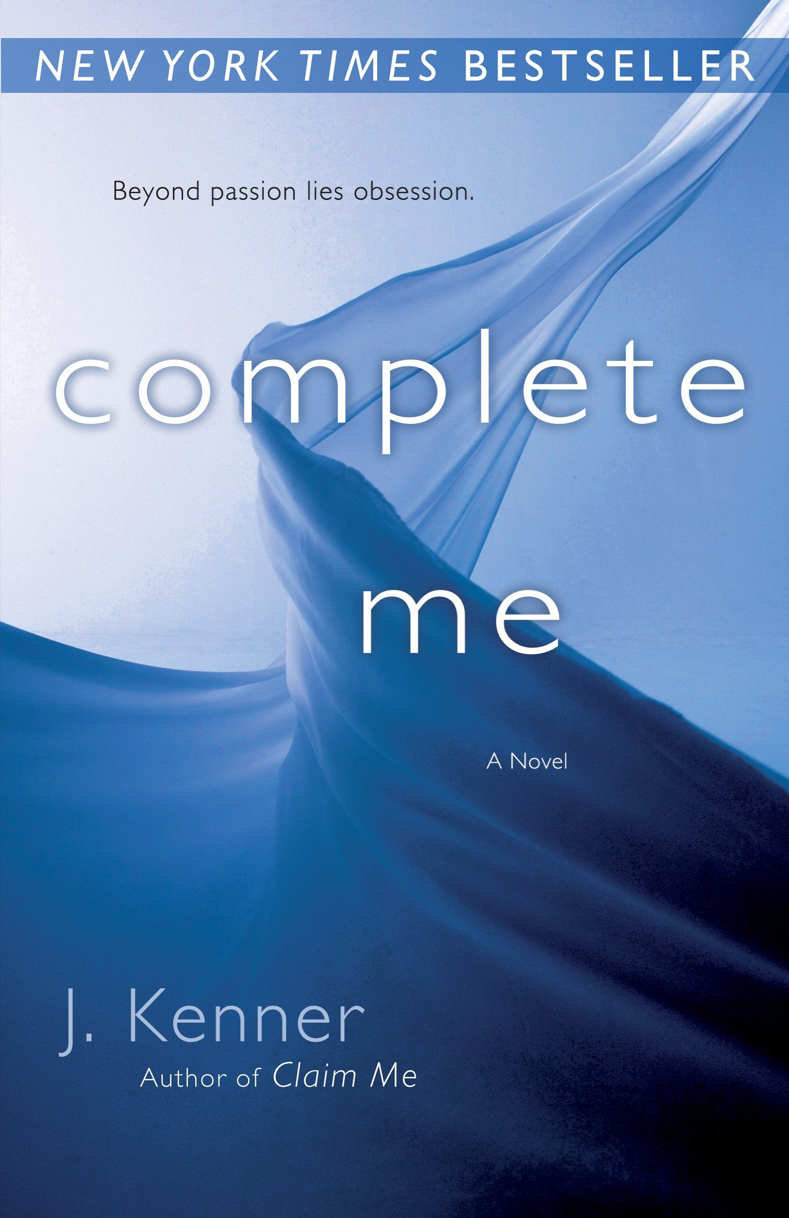 Complete me (The Stark Trilogy) cover image