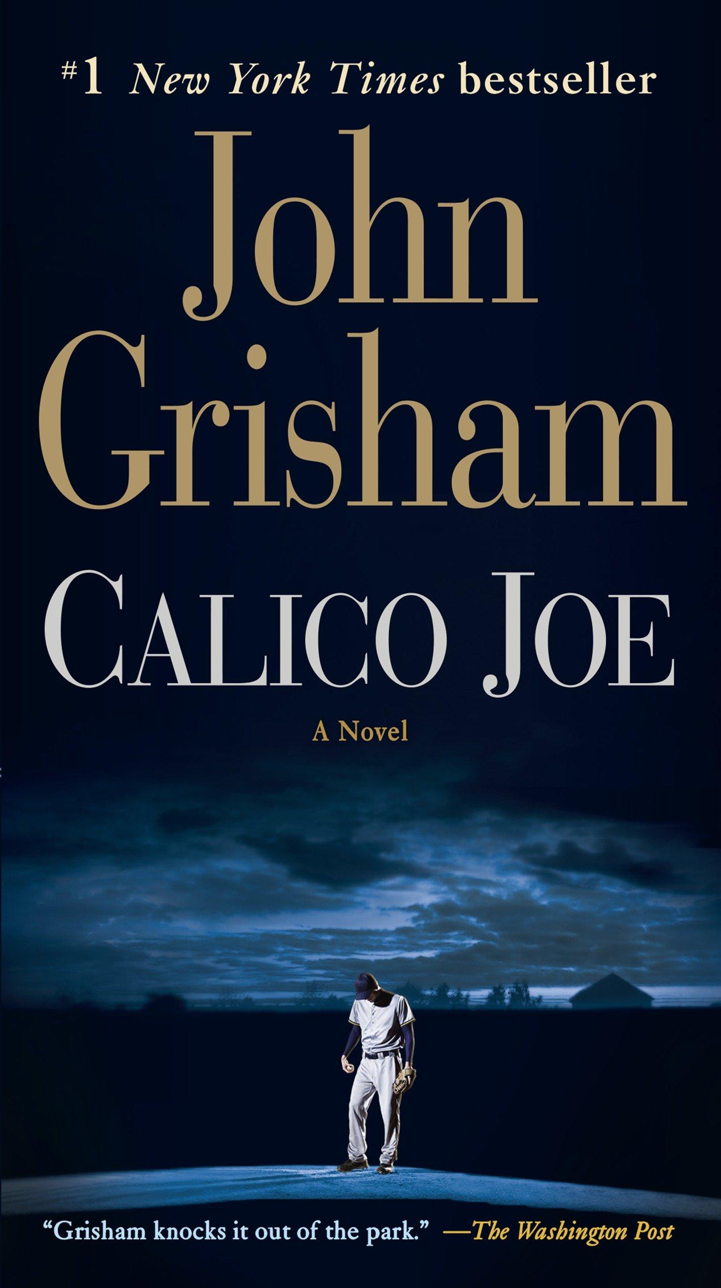 Calico Joe cover image