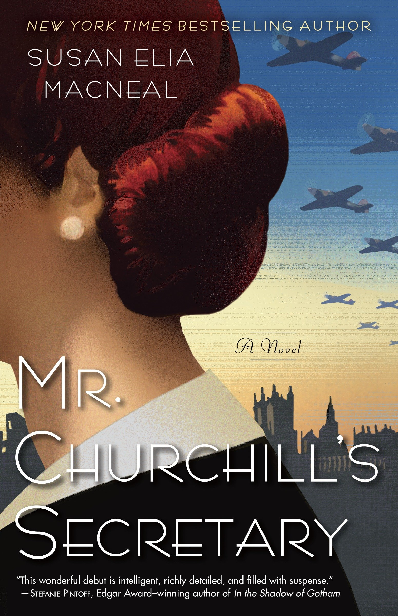 Mr. Churchill's secretary a novel