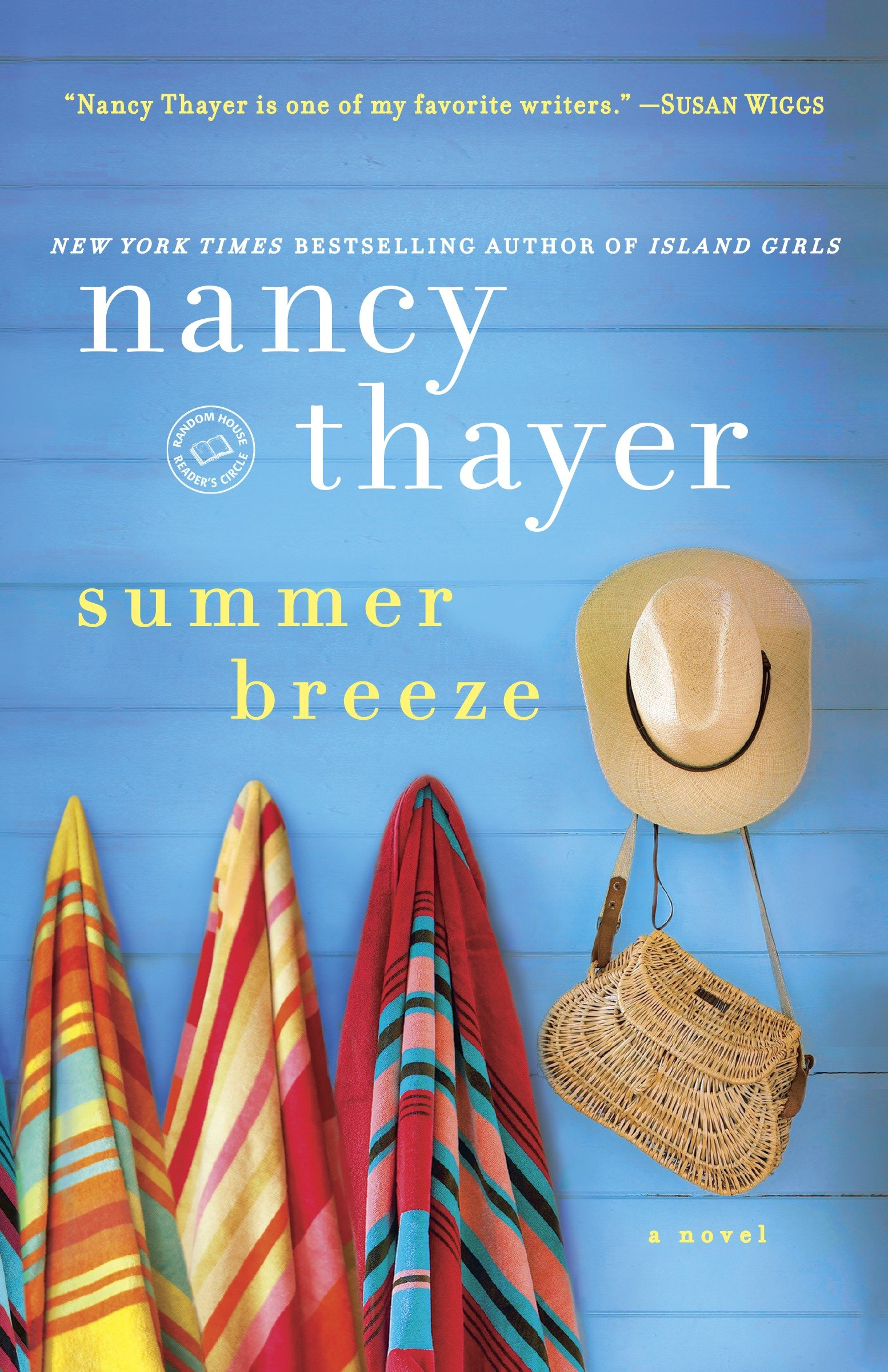 Summer breeze cover image