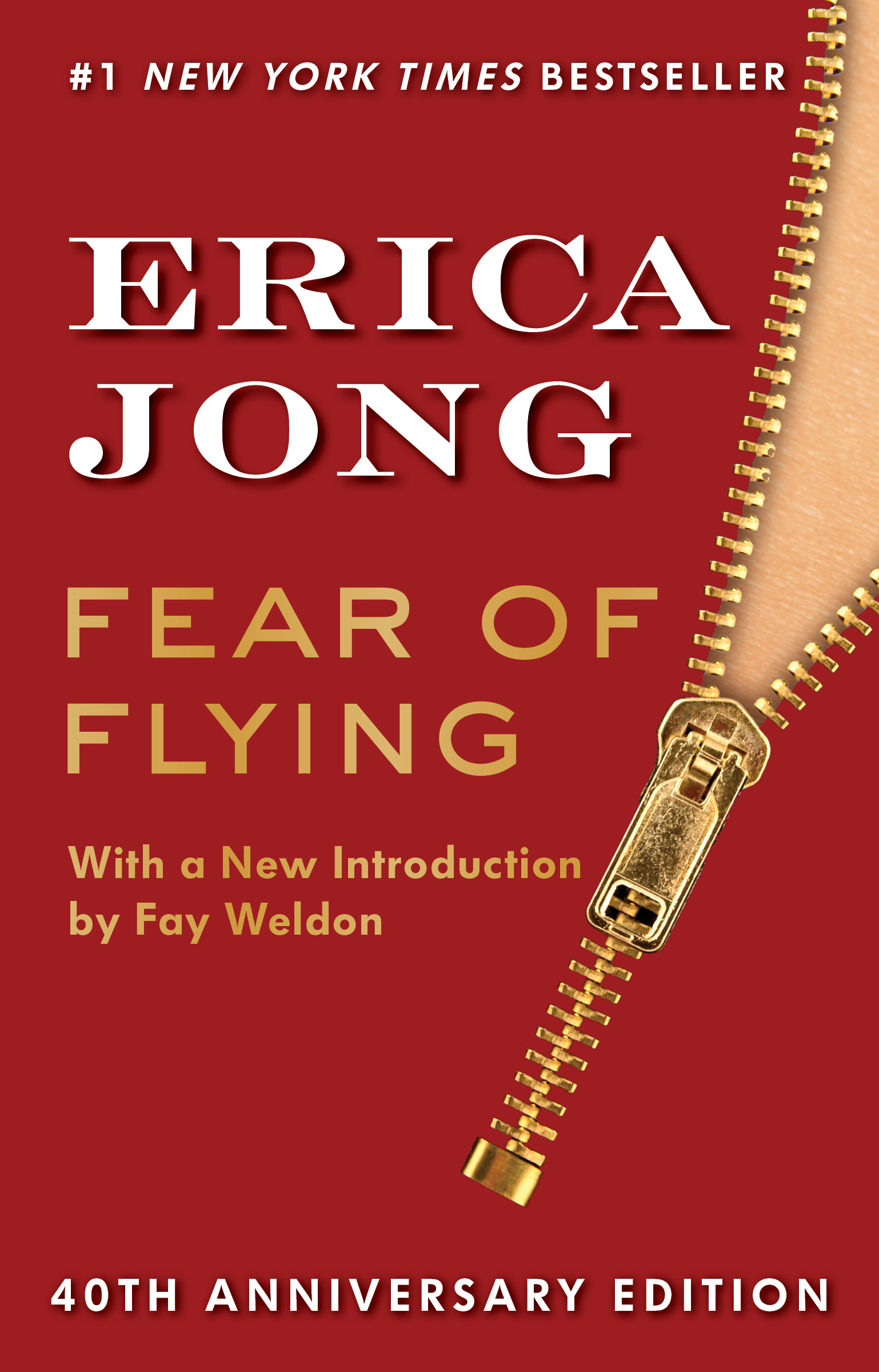 Fear of Flying Fortieth-Anniversary Edition