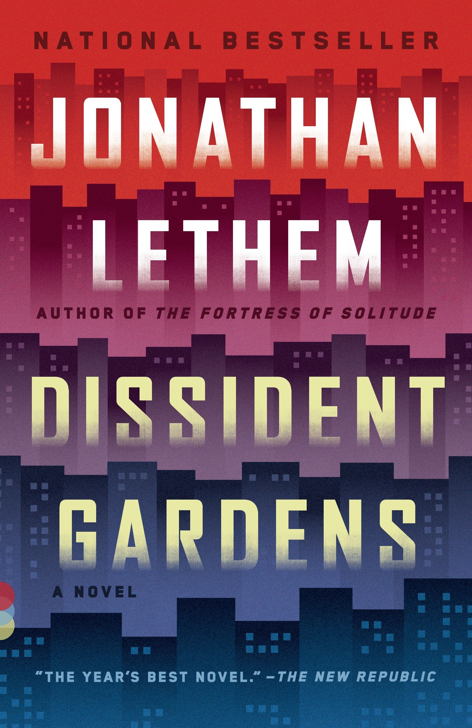 Dissident gardens cover image