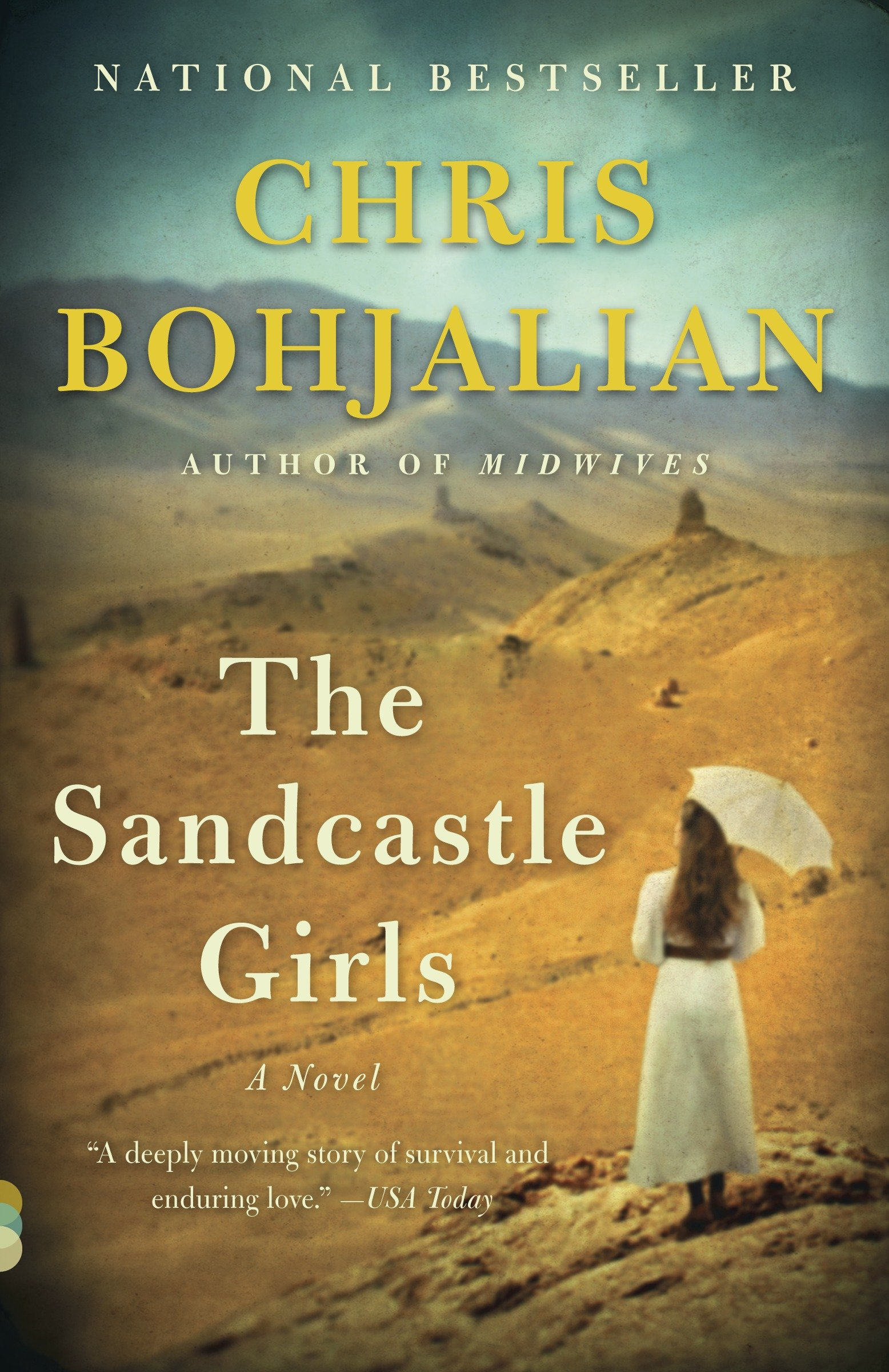 The sandcastle girls a novel