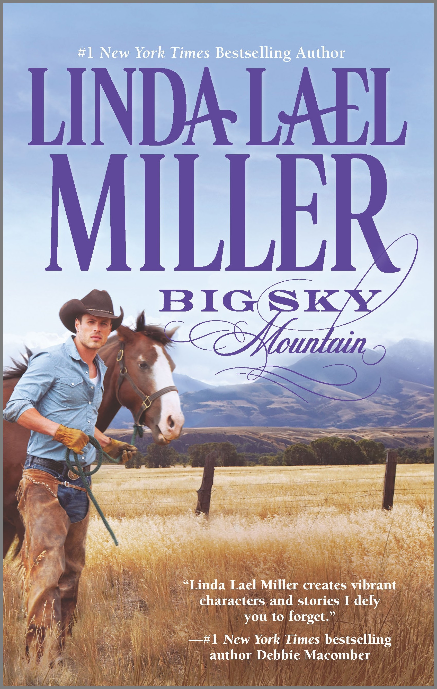 Big Sky Mountain Book 2 of Parable, Montana Series
