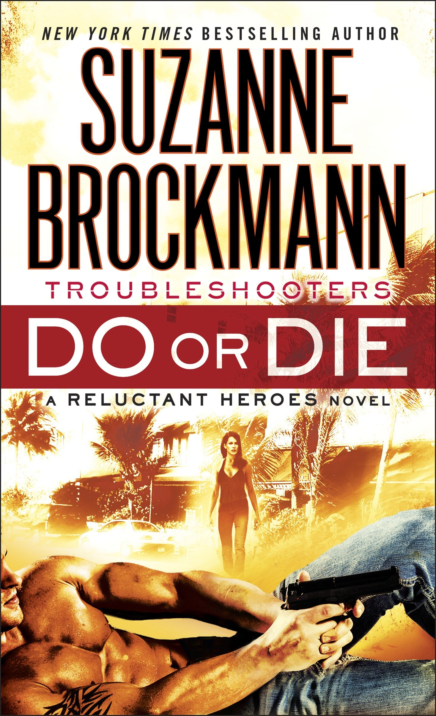 Do or die reluctant heroes cover image