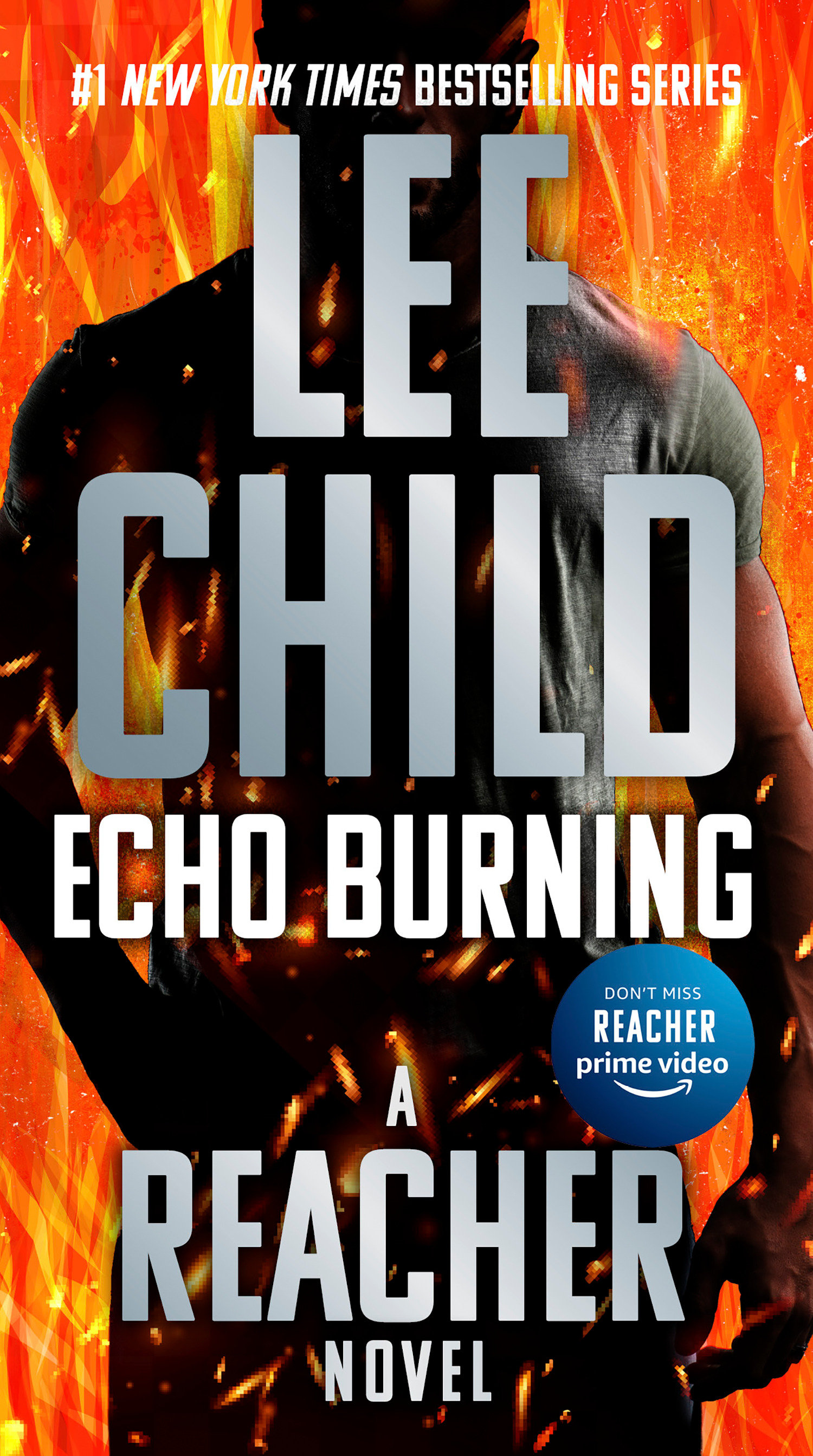 Echo Burning A Jack Reacher Novel
