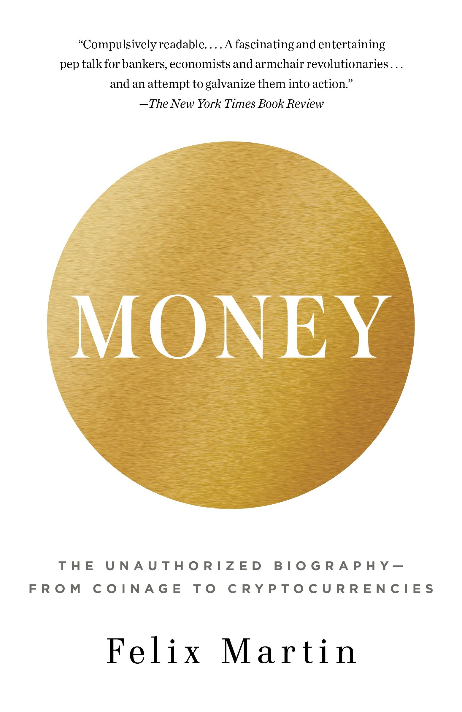 Money the unauthorized biography cover image