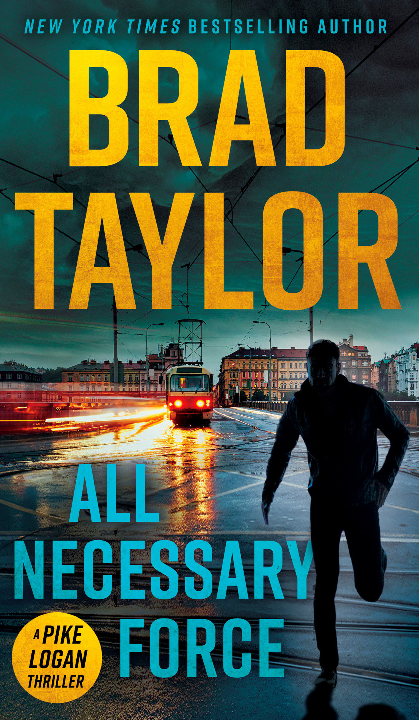 All Necessary Force A Pike Logan Thriller