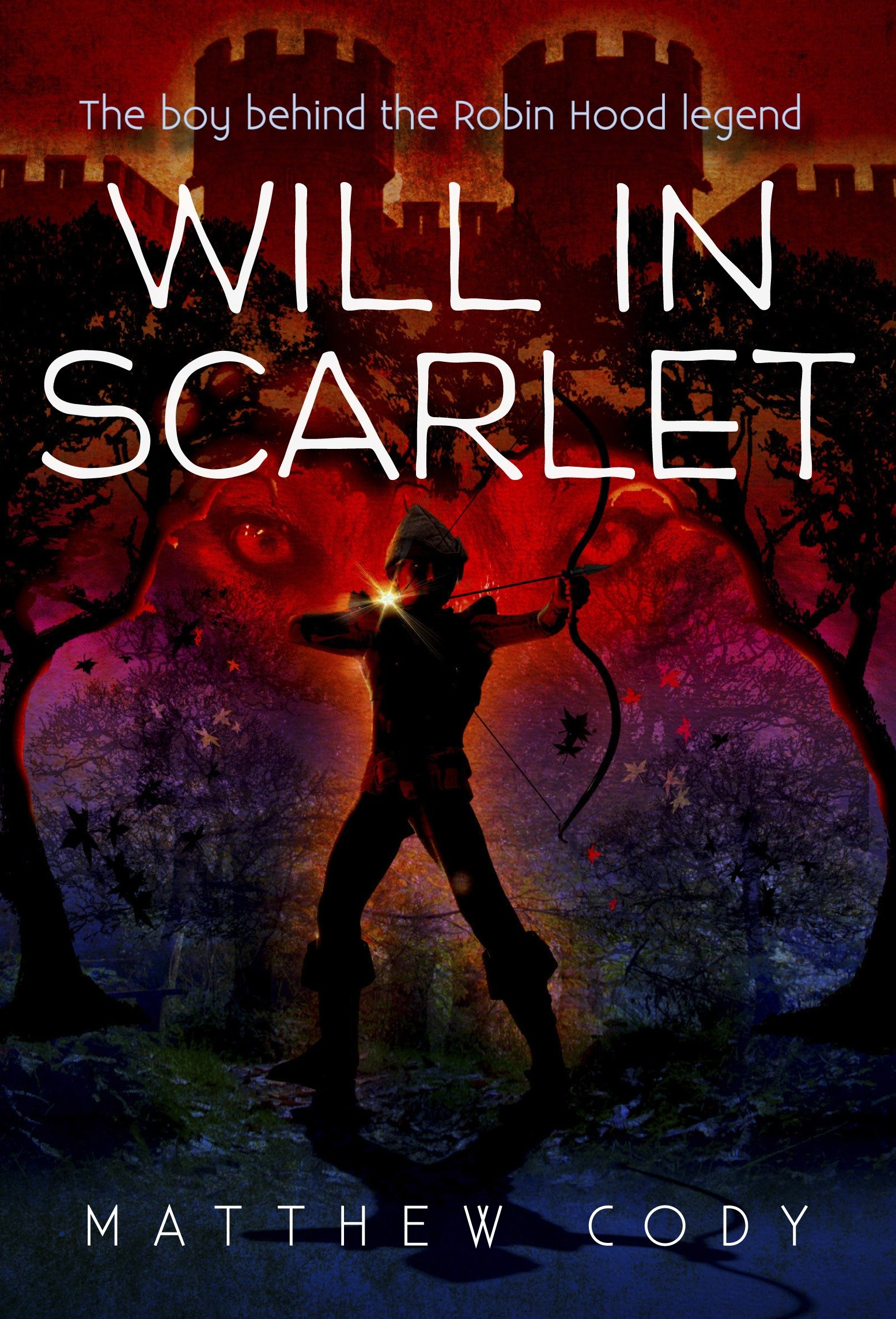 Will in scarlet cover image