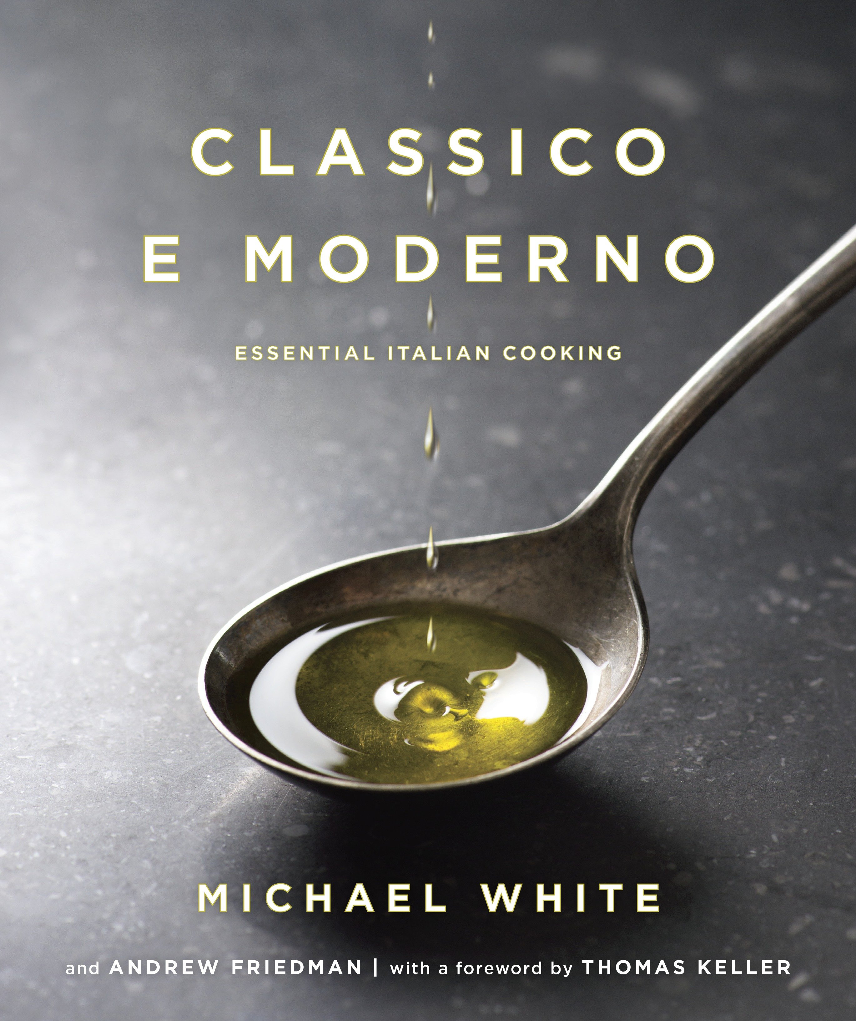 Classico e moderno essential Italian cooking cover image