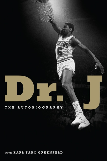 Dr. J the autobiography cover image