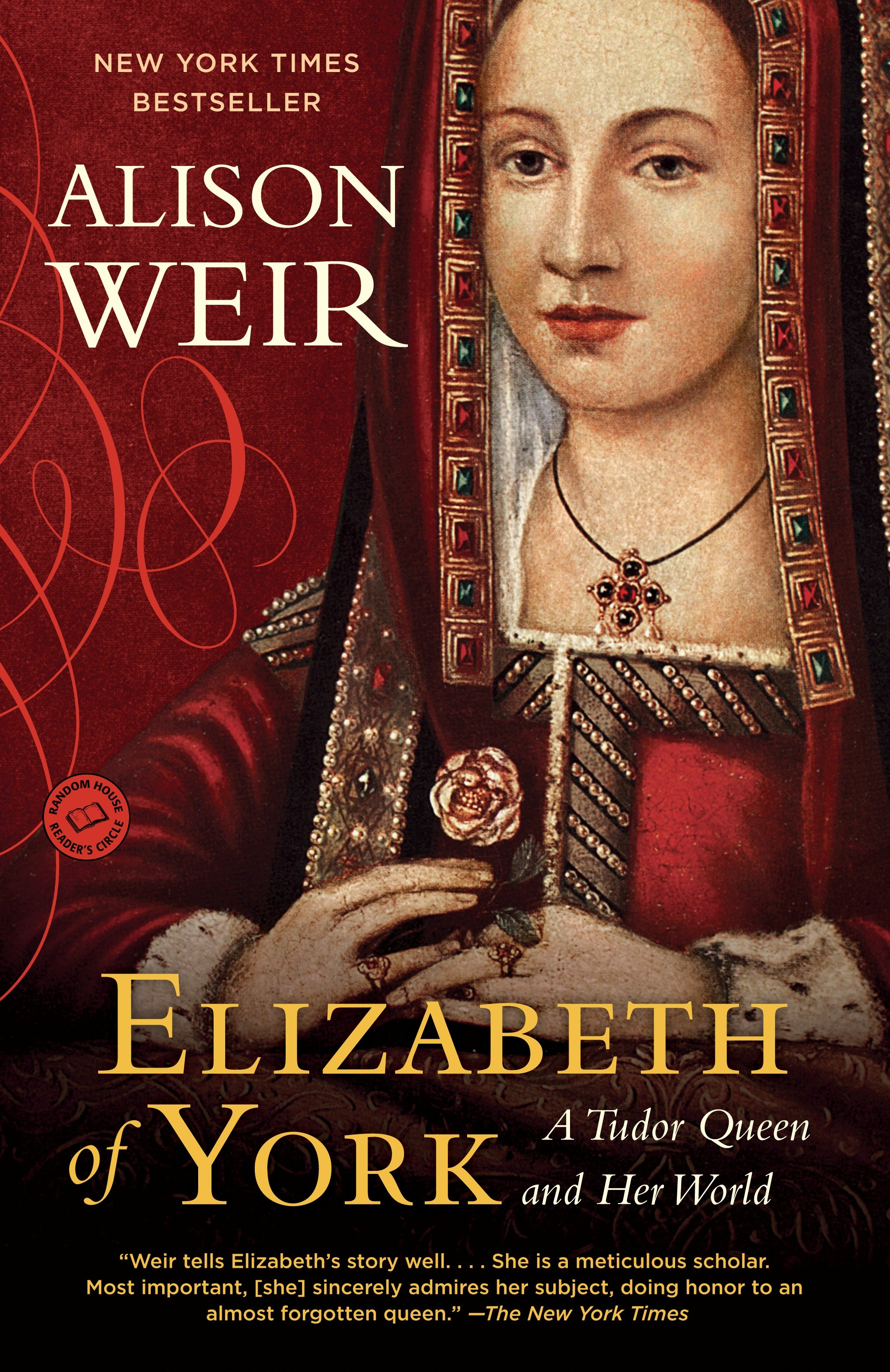 Elizabeth of York a Tudor queen and her world cover image