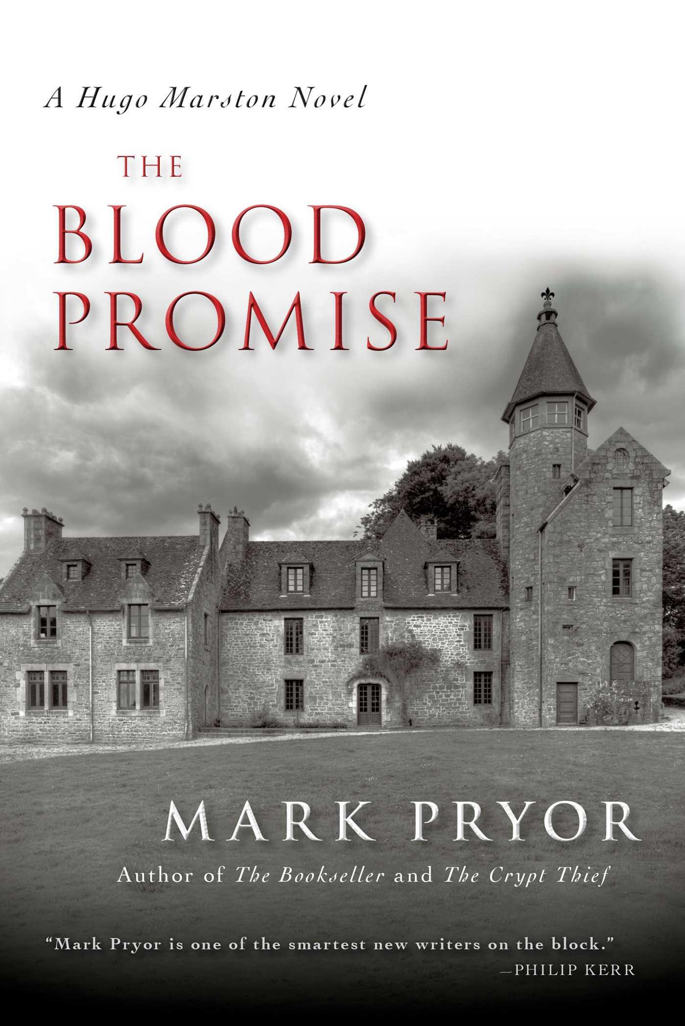 The Blood Promise A Hugo Marston Novel
