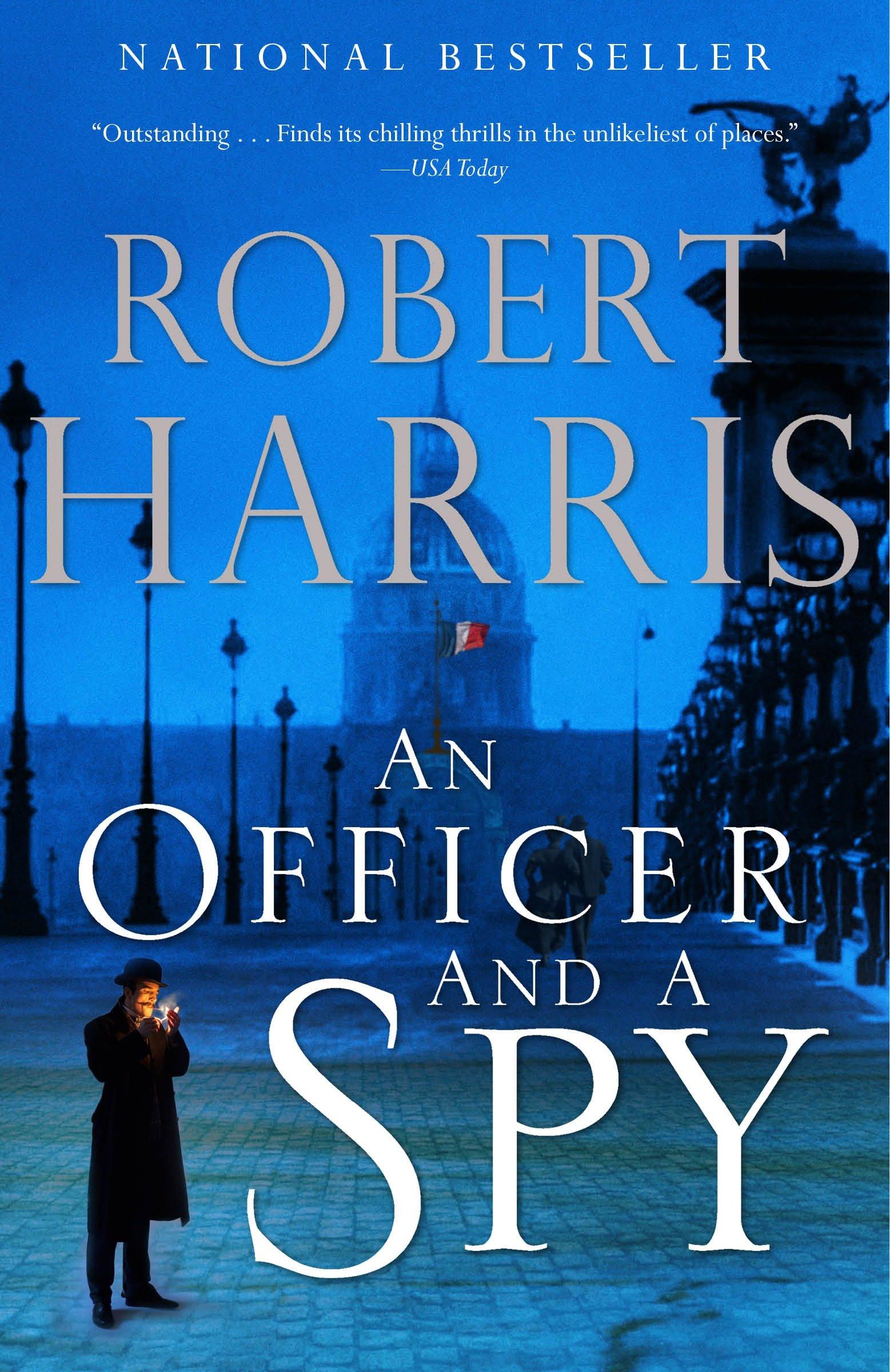 An Officer and a Spy A novel