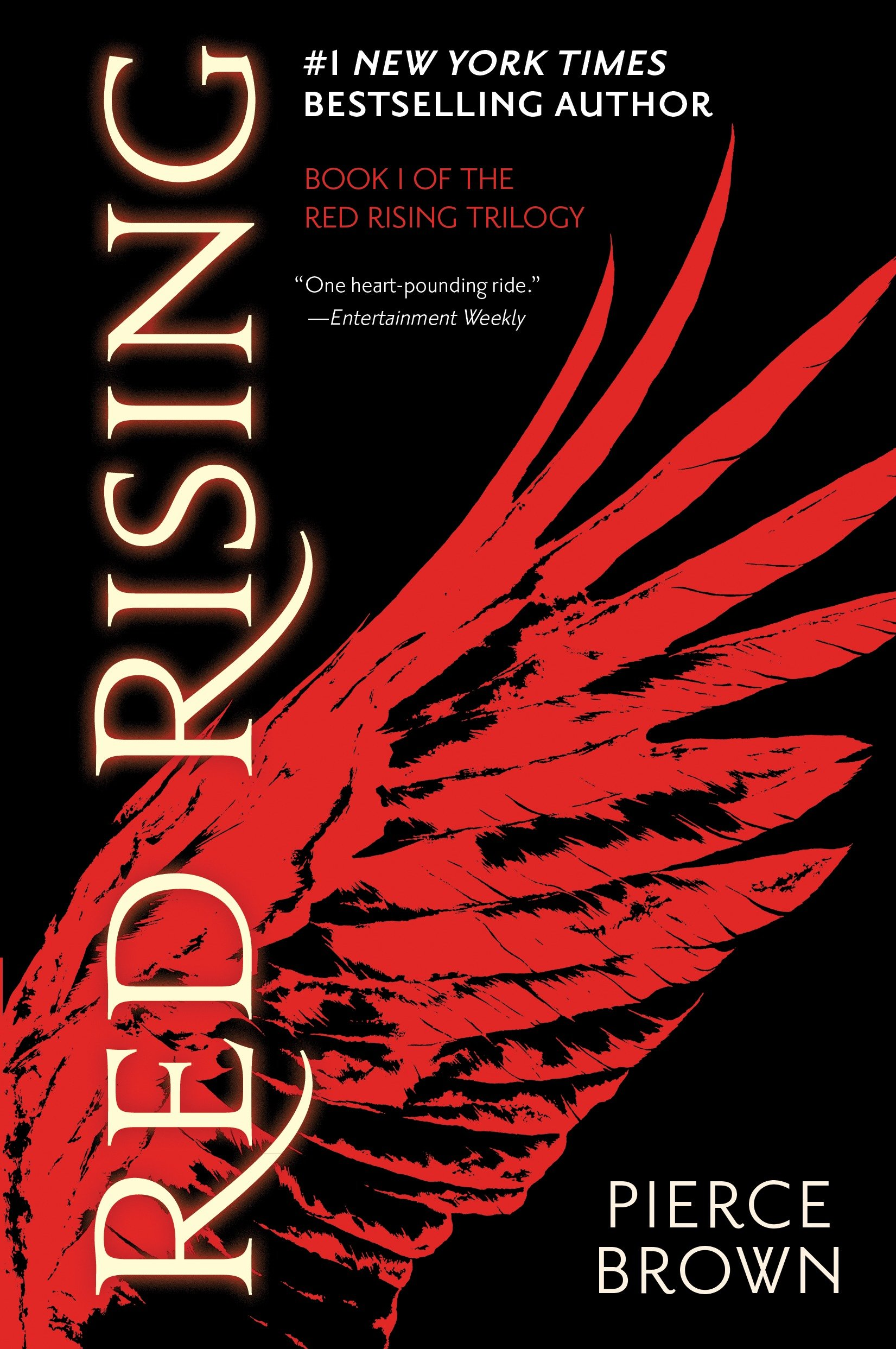 Red rising cover image