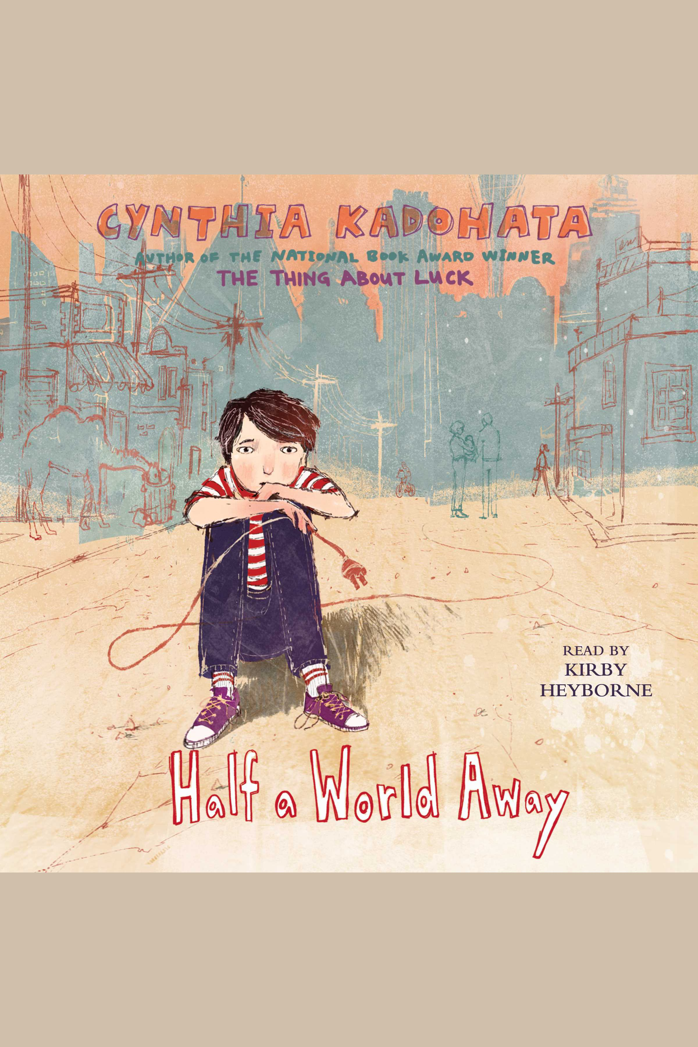 Half a world away cover image