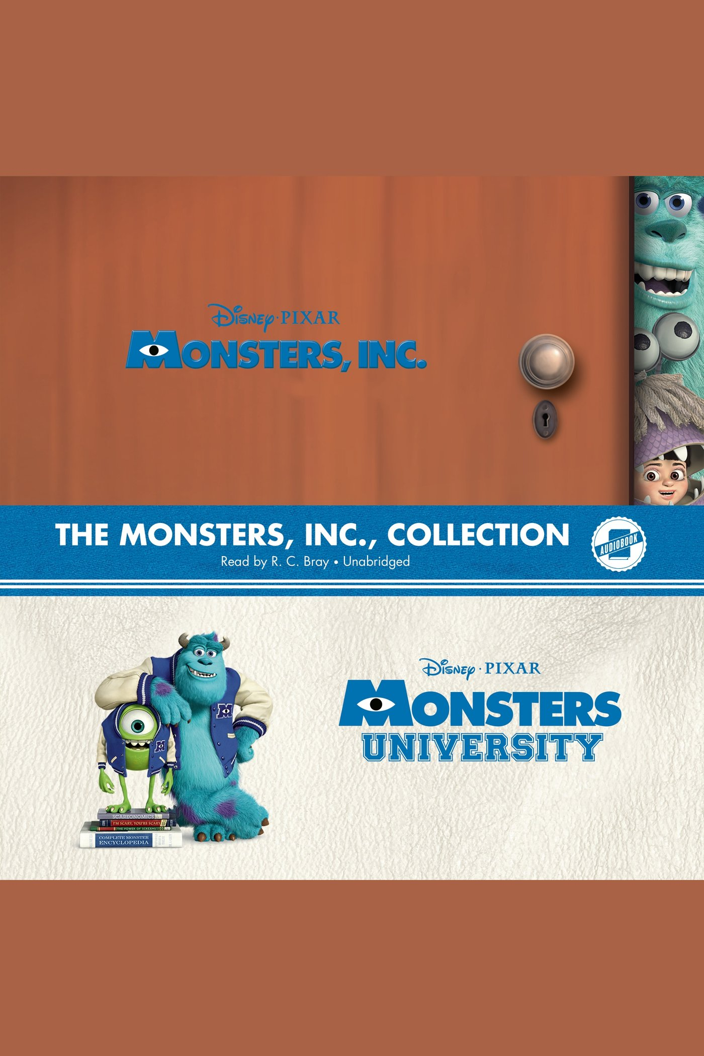 The Monsters, Inc. Monsters University cover image