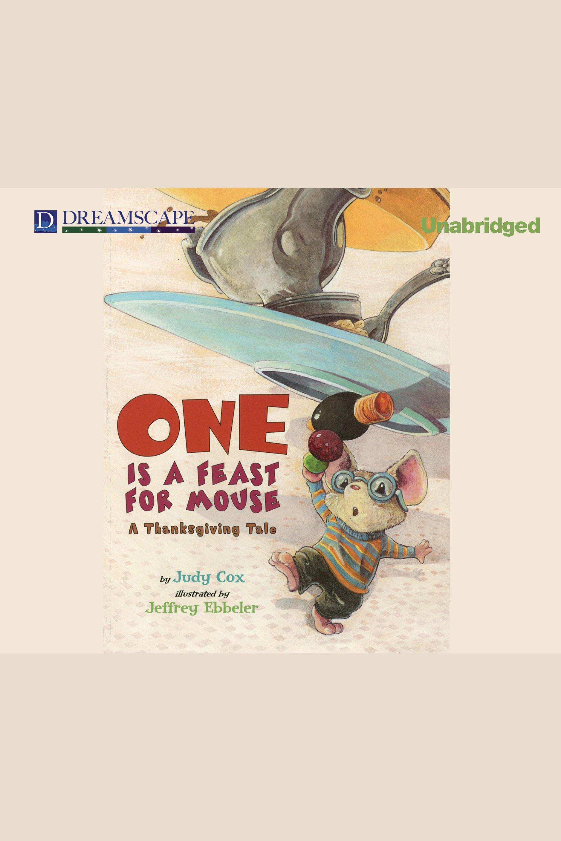 One is a feast for Mouse a Thanksgiving tale cover image
