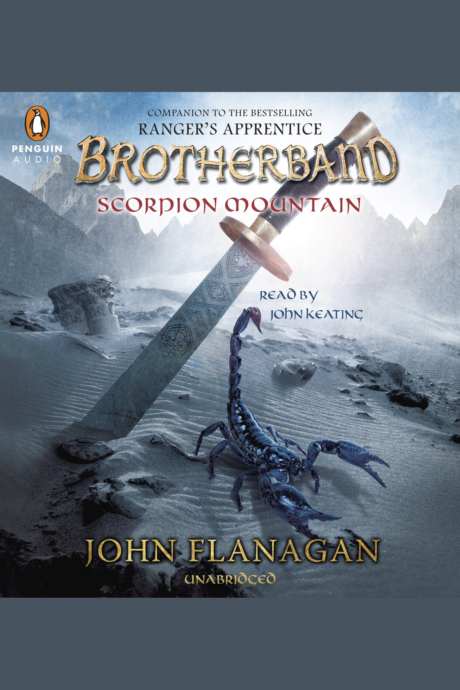 Scorpion Mountain cover image