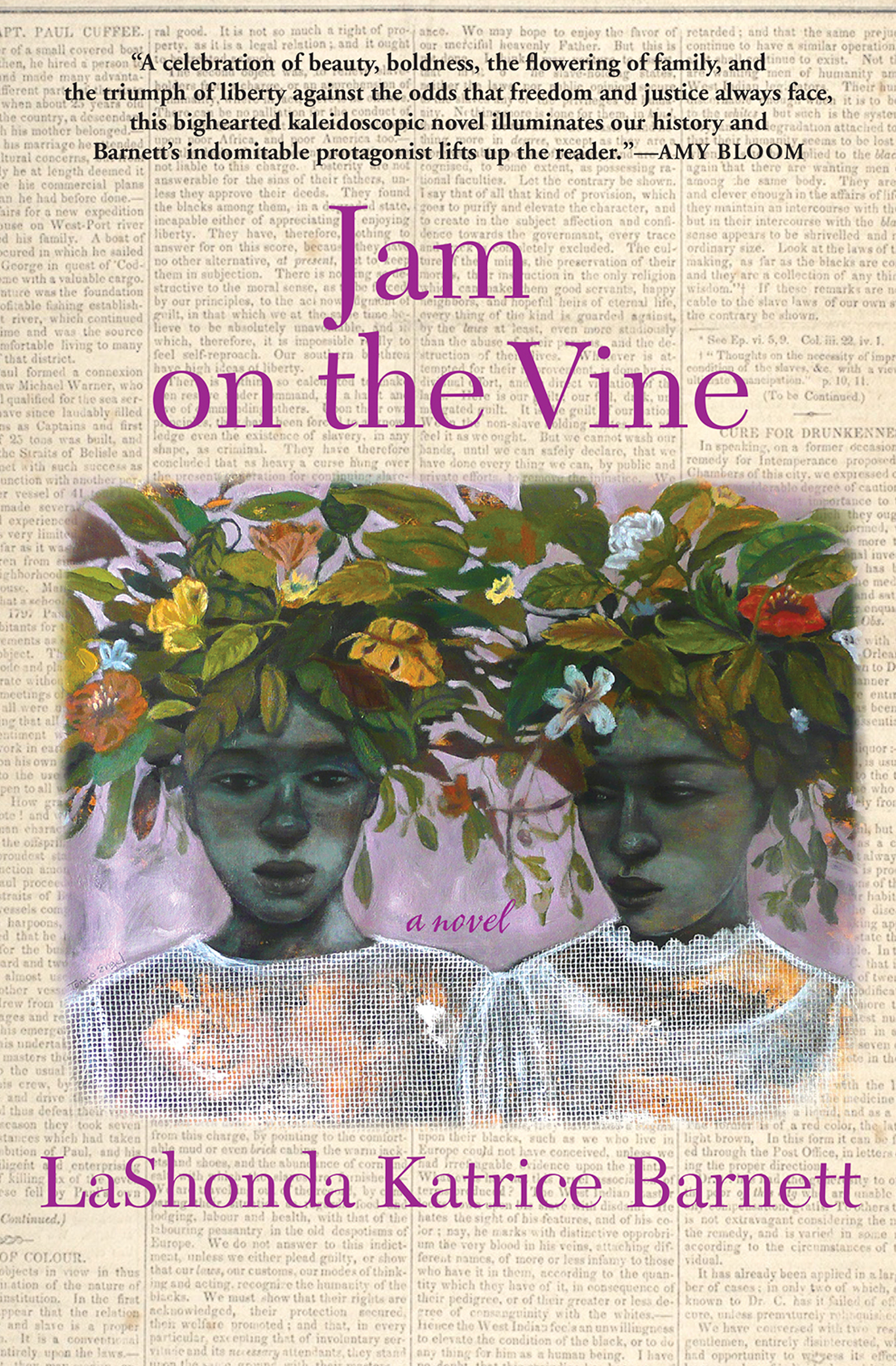 Jam on the Vine A Novel