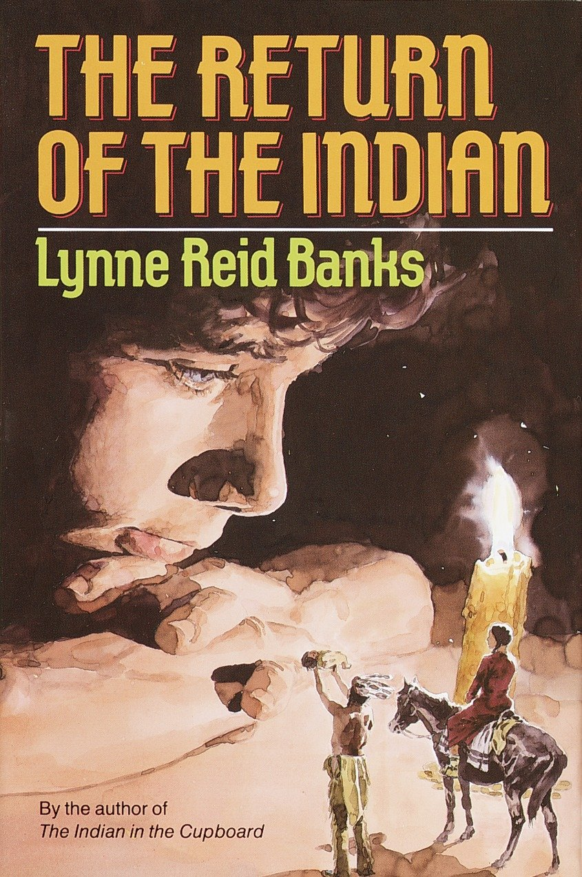 The return of the Indian cover image