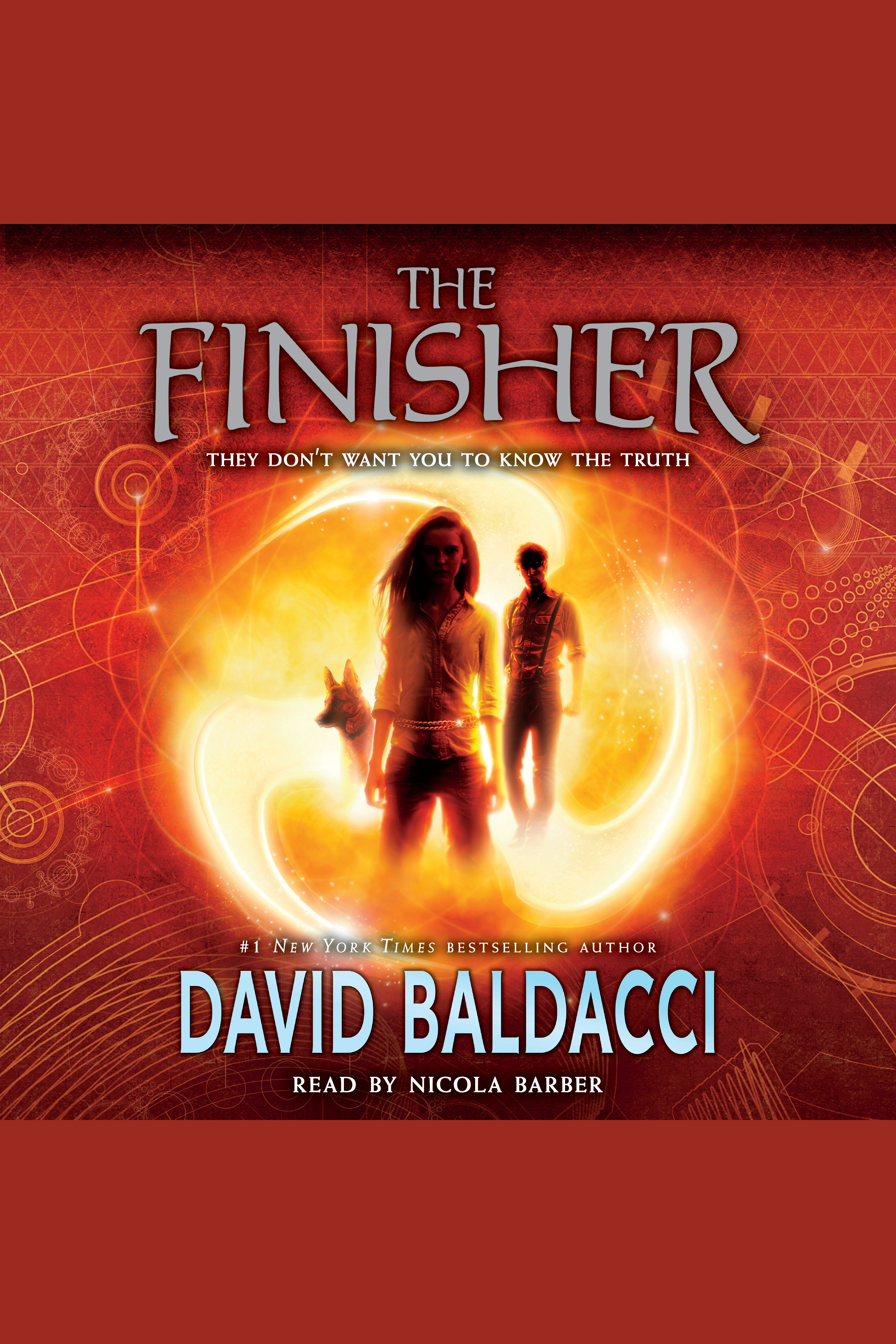 The finisher cover image
