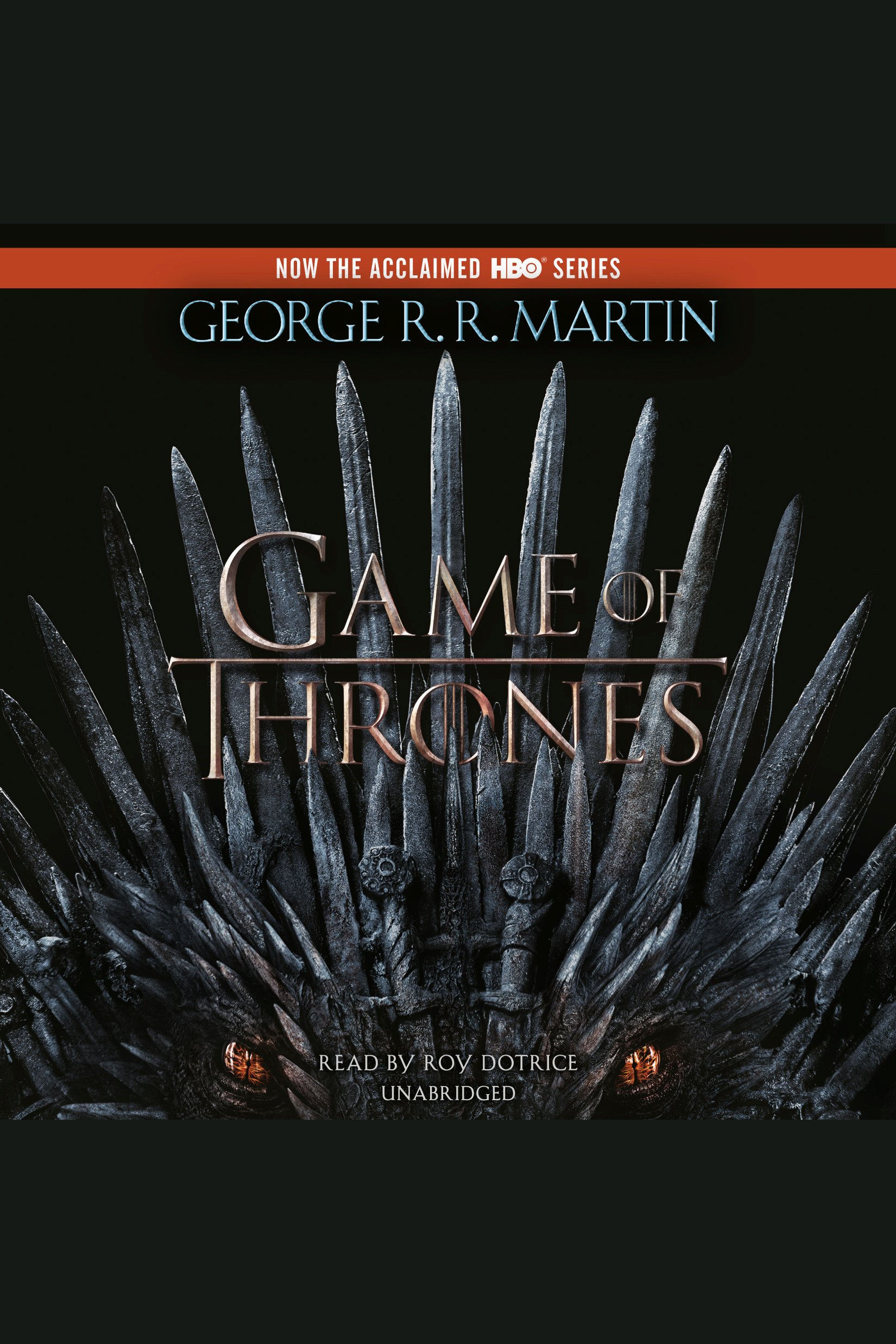 Game of Thrones, A A Song of Ice and Fire: Book One cover image