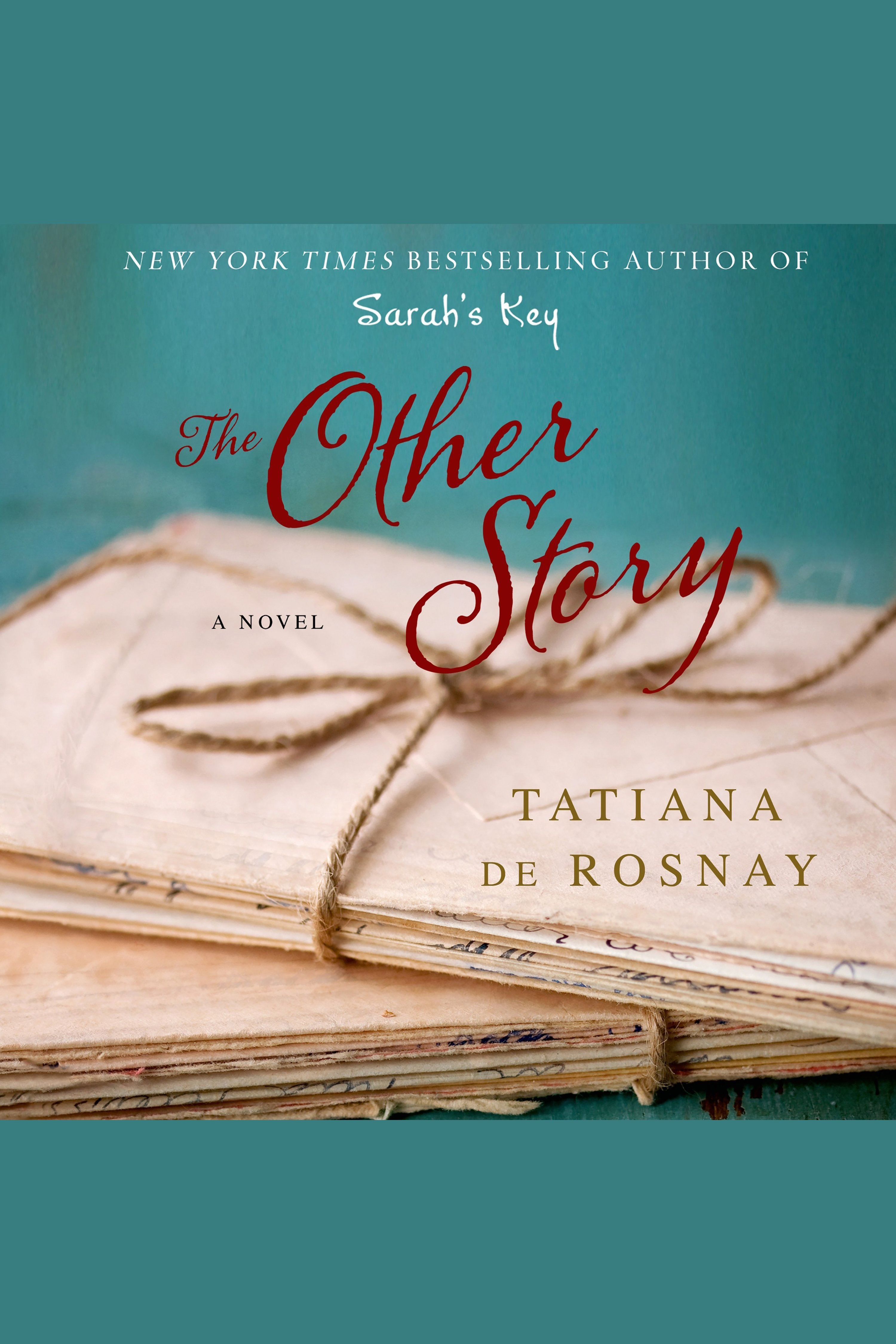 The other story cover image