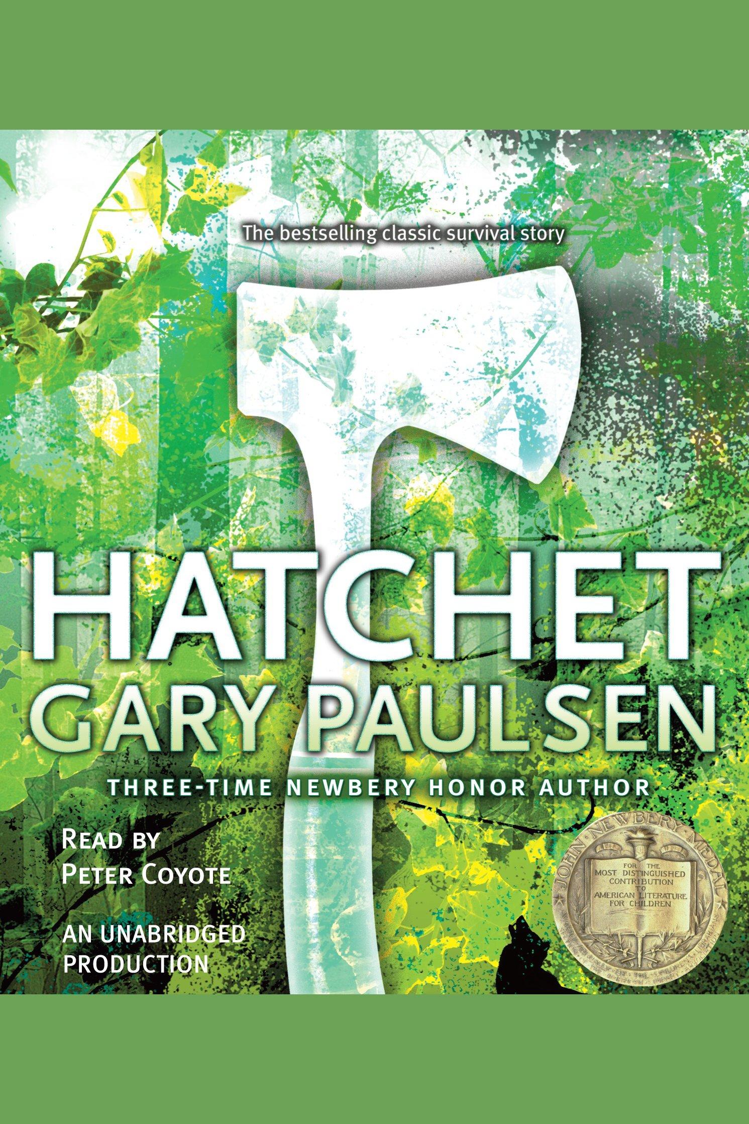 Hatchet cover image