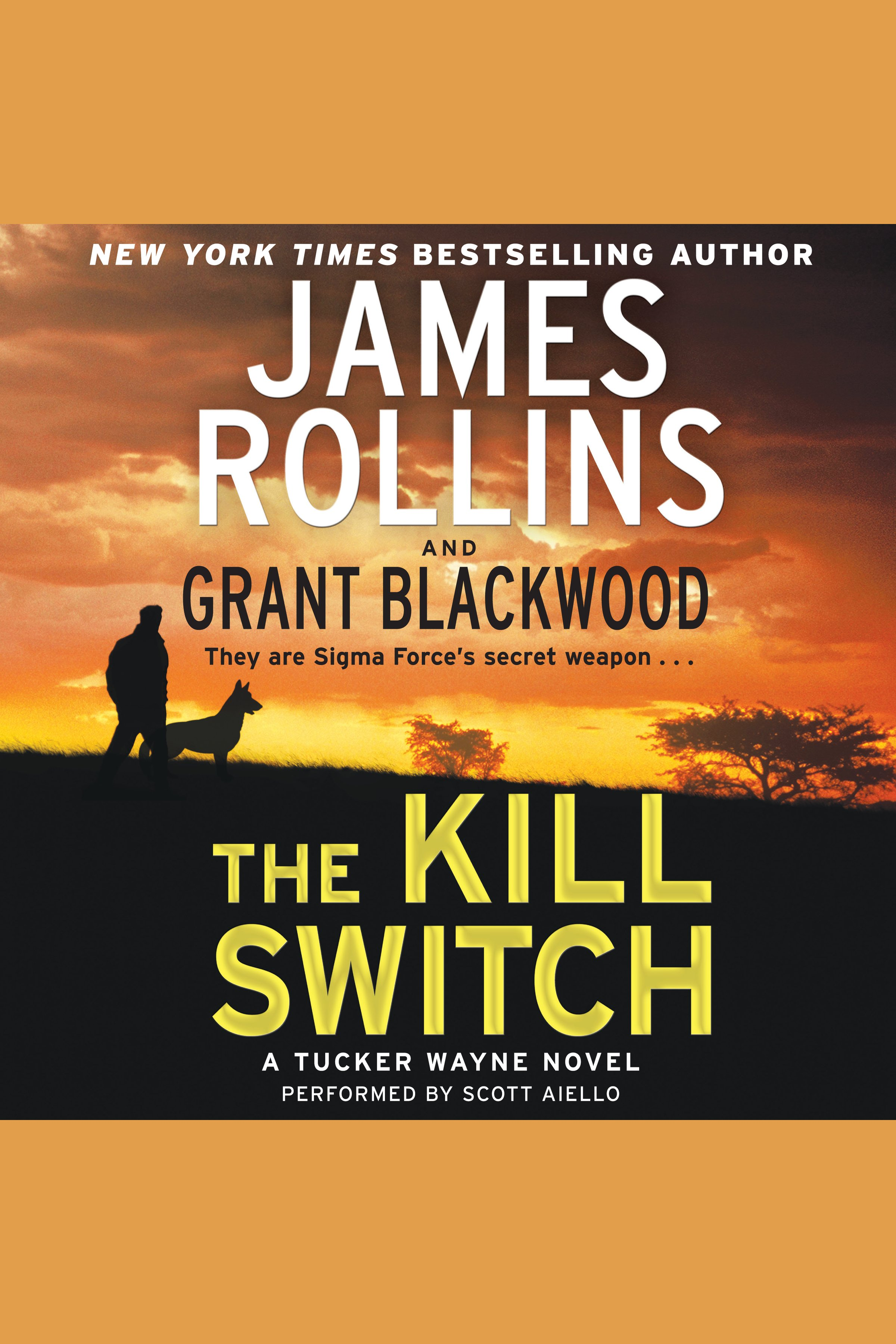 Kill Switch, The A Tucker Wayne Novel