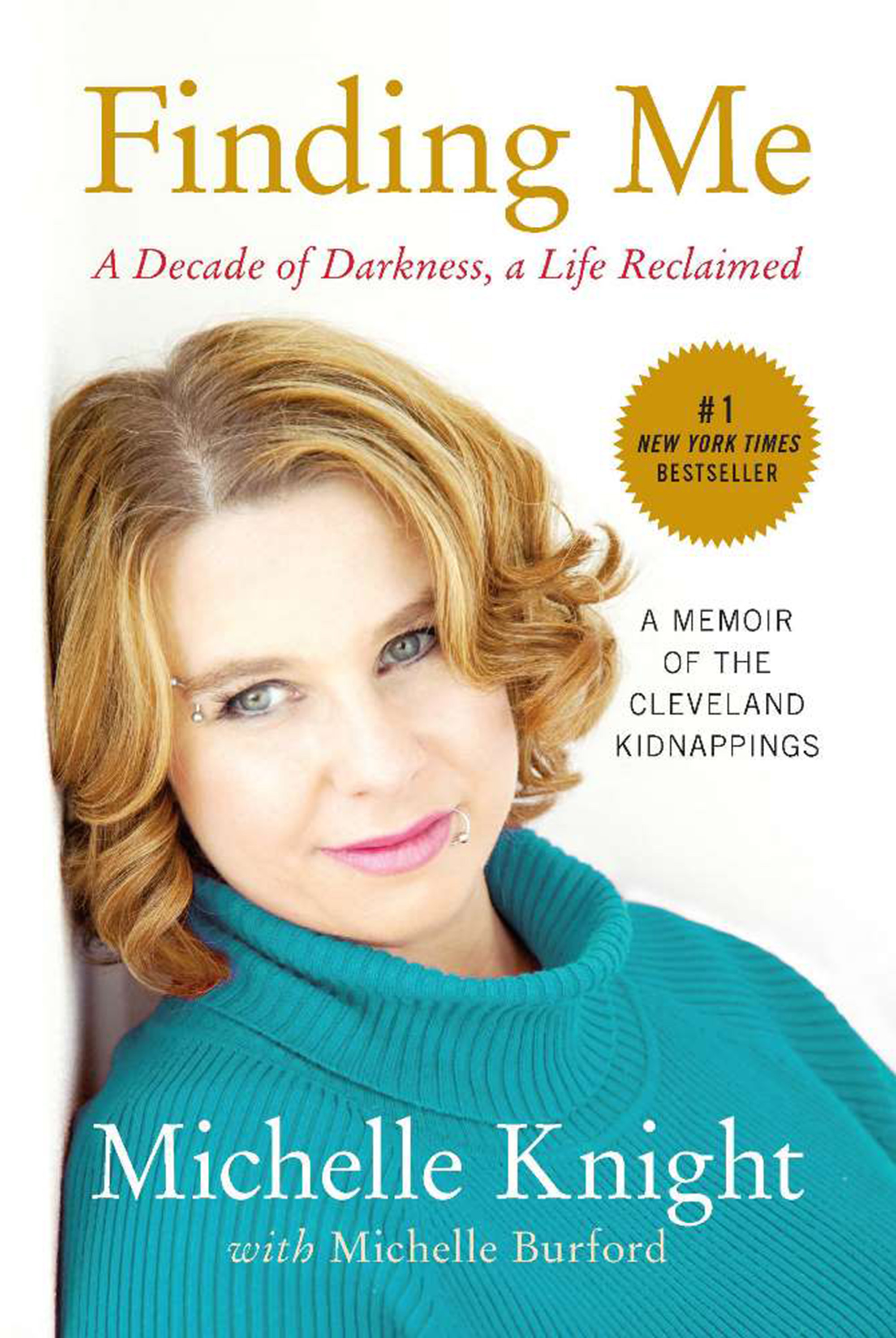 Finding Me A Decade of Darkness, a Life Reclaimed: A Memoir of the Cleveland Kidnappings