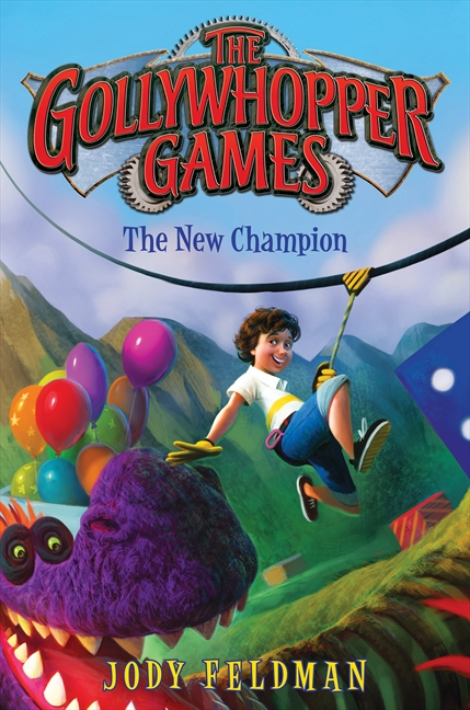 The gollywhopper games: the new champion cover image