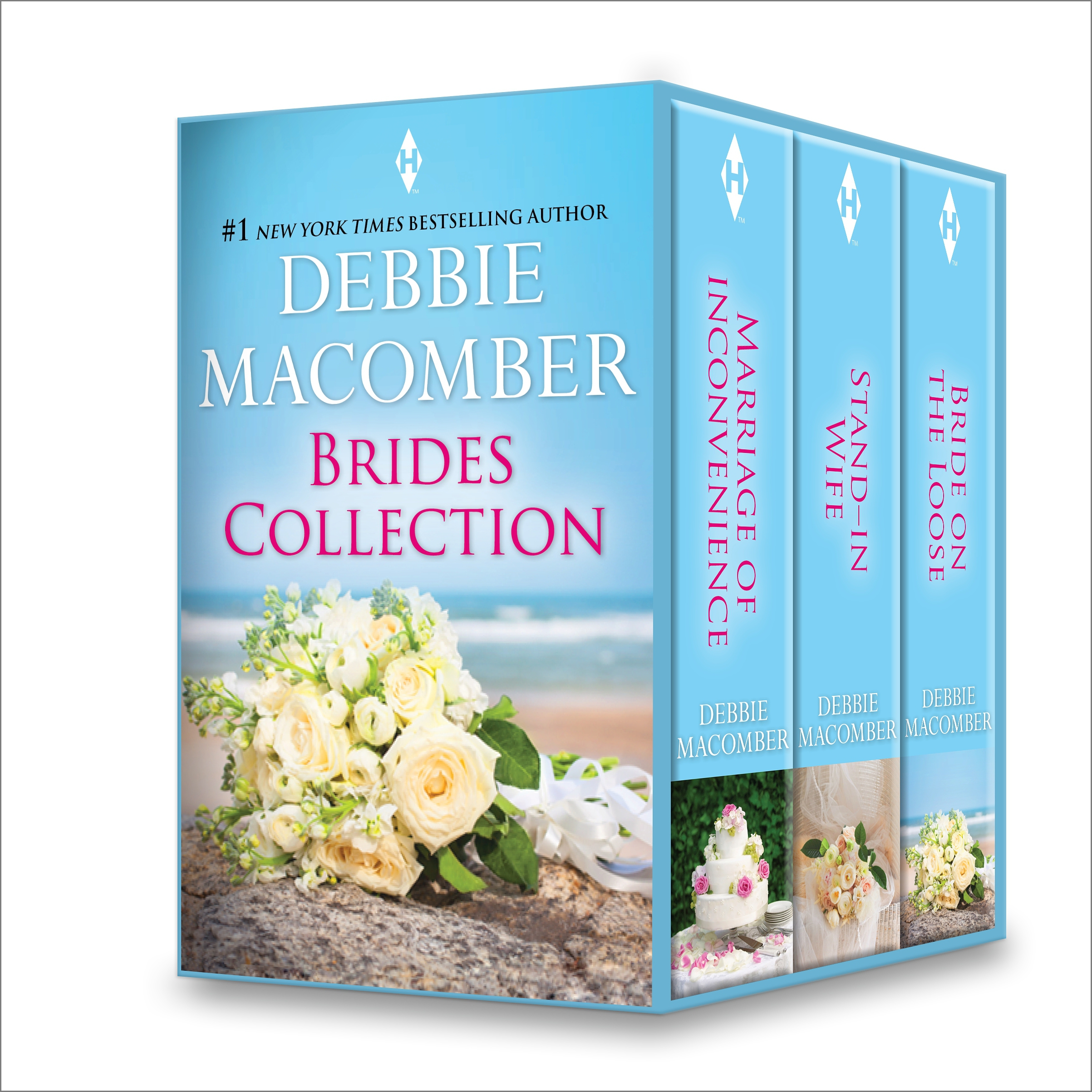 Debbie Macomber Brides Collection Marriage of Inconvenience\Stand-In Wife\Bride on the Loose