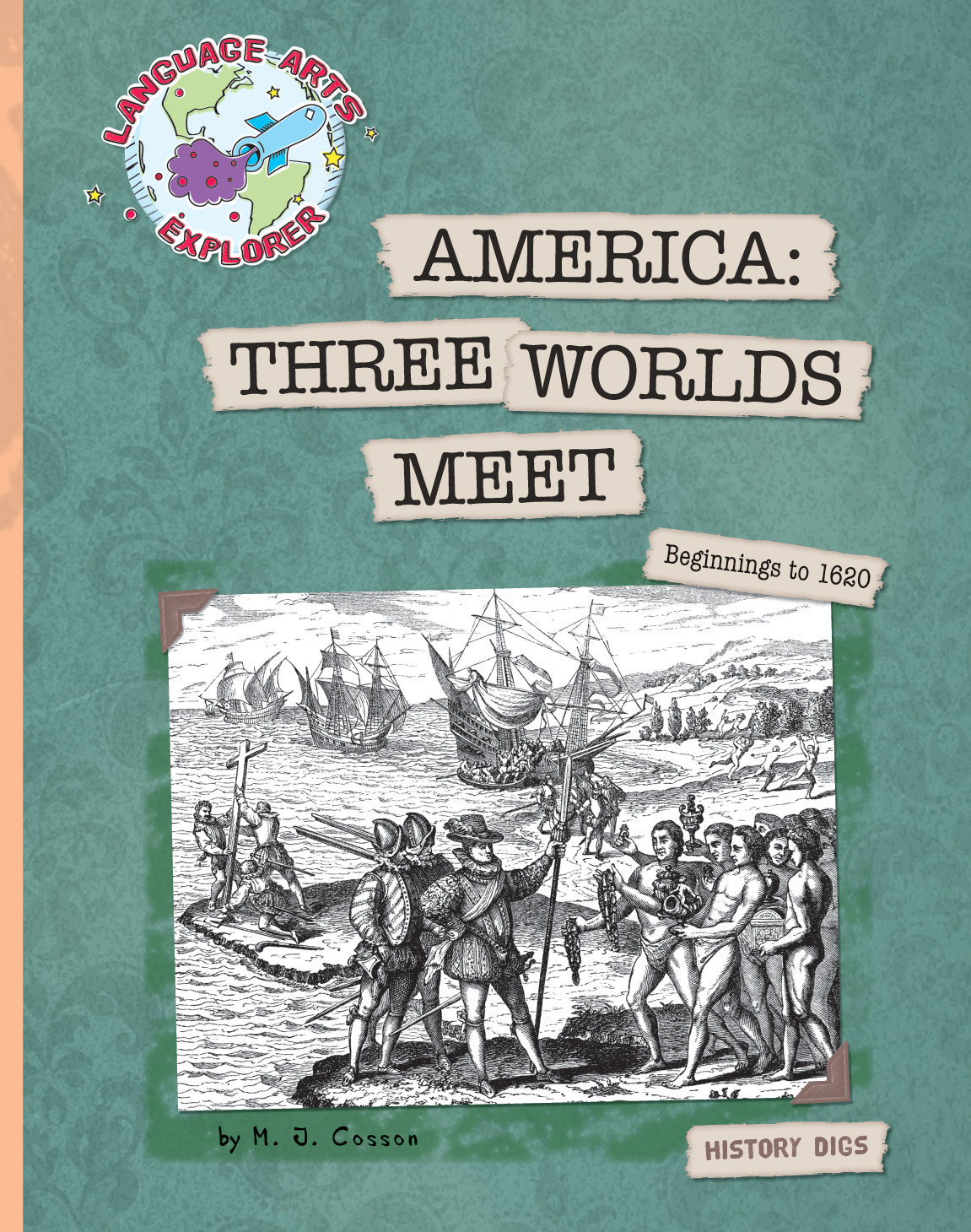 America Three Worlds Meet