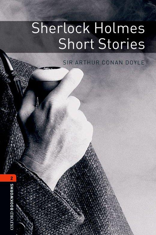Sherlock Holmes short stories cover image