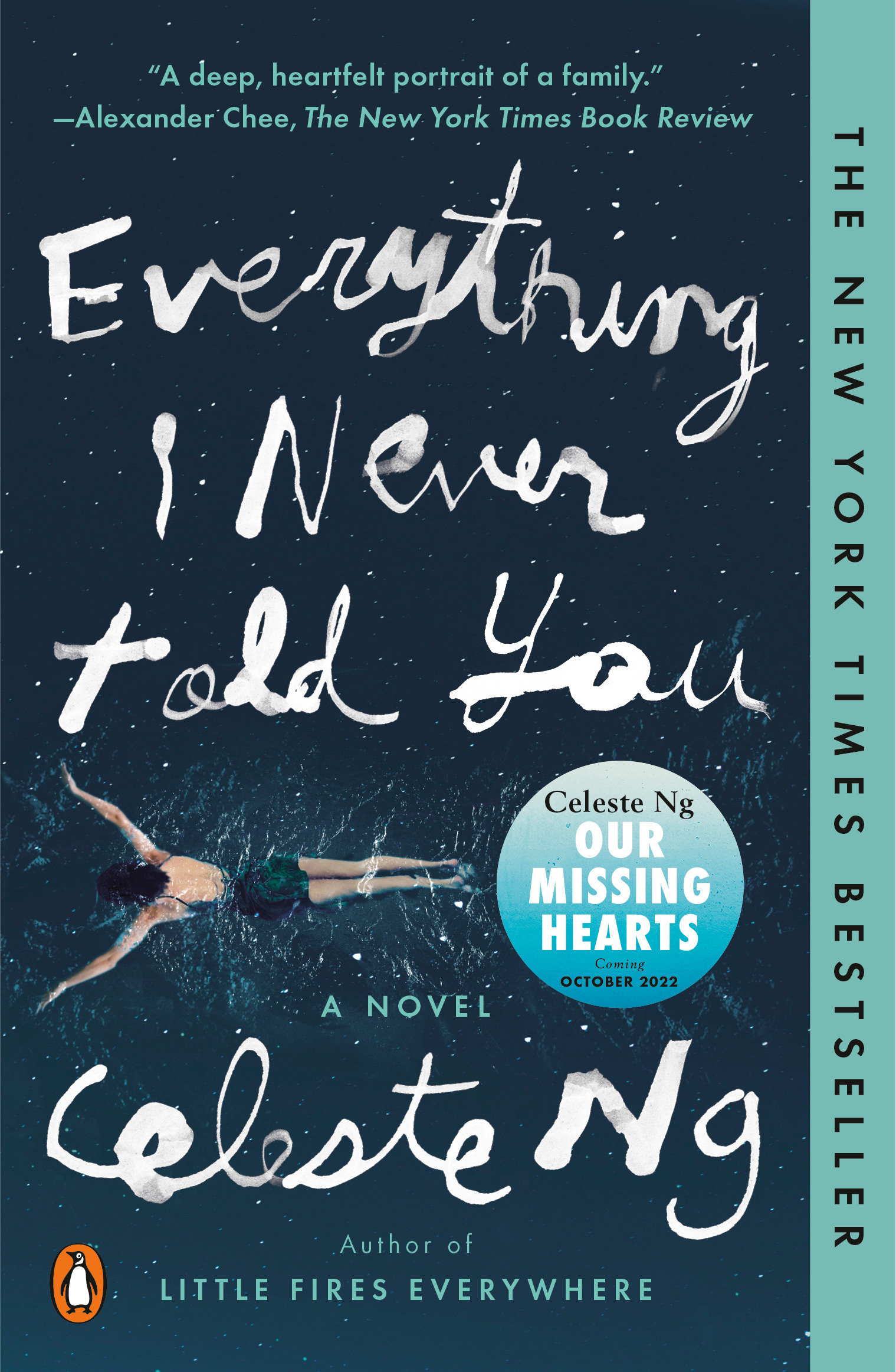 Everything I Never Told You A Novel